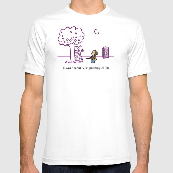 Dr Harold and the Purple Screwdriver T-shirt