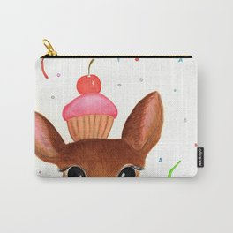 Party, Deer Carry-All Pouch