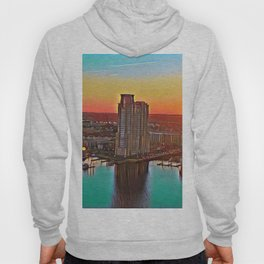 Federal Hill Sunset Hoody