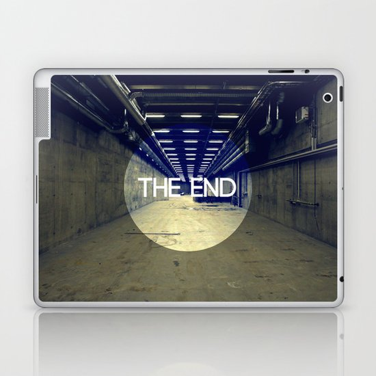 The End Laptop & iPad Skin