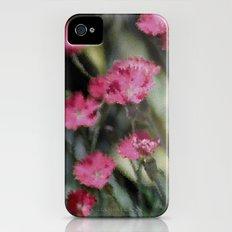 Sweet William Mosaic Slim Case iPhone (4, 4s)