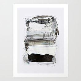 Neutral Tone 2 Art Print