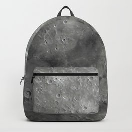 craters on the moon Backpack