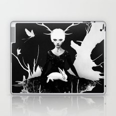 Space Within Laptop & iPad Skin