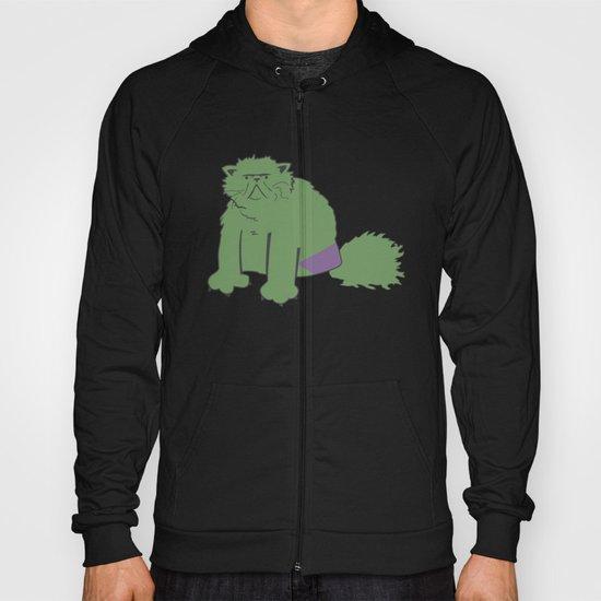 The Incatable Hulk Hoody