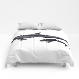 Pygmy killer whale Comforters