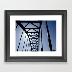 Which Way Do The Arrows Point Framed Art Print