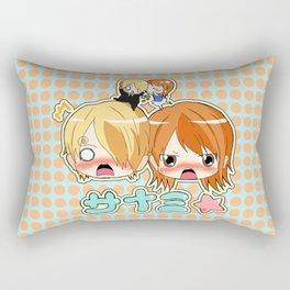 Sanji & Nami Rectangular Pillow