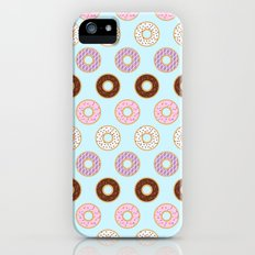 Doughnut Polka Slim Case iPhone (5, 5s)