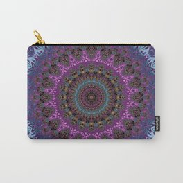 colorful fractal kaleidoscope Carry-All Pouch
