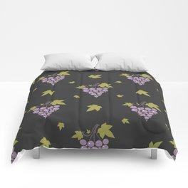 Grape Pattern Comforters