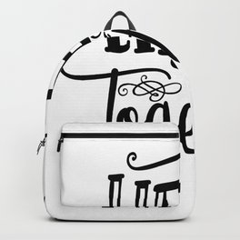 life is together Backpack