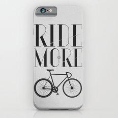 RIDE MORE BIKE_ iPhone 6s Slim Case