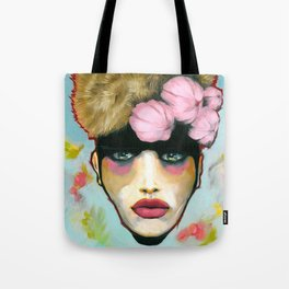Level Of Her Eye Tote Bag