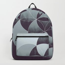 Sacred Geometry in the Forest Backpack