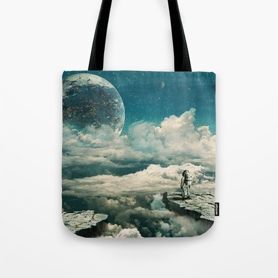 The explorer Tote Bag