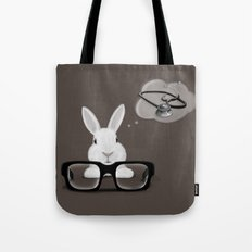 I Want To Be A Doctor Tote Bag