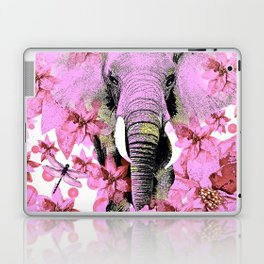 ELEPHANT PINK Laptop & iPad Skin