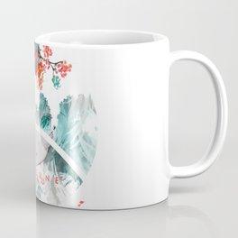 Nature Landscape form Water music Coffee Mug