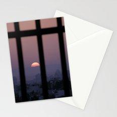 Sunrise prison Stationery Cards