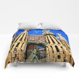 Sagrata Familia Comforters