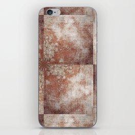 Wall Pattern iPhone Skin