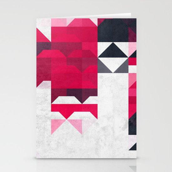 ryspbyrry xhyrrd Stationery Cards