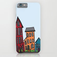 TownHouses iPhone 6s Slim Case
