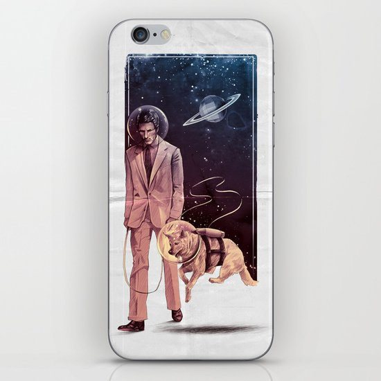 GTFO iPhone & iPod Skin