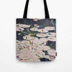 Water lilys Tote Bag