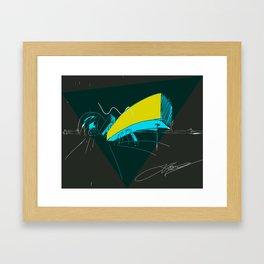 Archifantasy #1 Framed Art Print