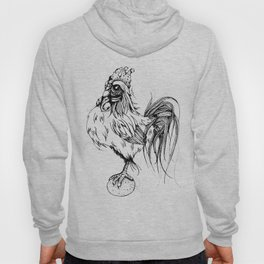 The Chicken and The Egg Hoody