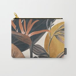 Abstract Tropical Art III Carry-All Pouch
