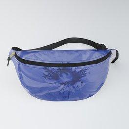 Blue poppy Fanny Pack