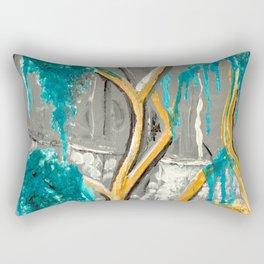 Resting Tree Rectangular Pillow