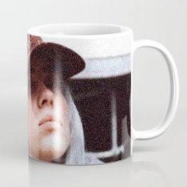 Billie Eilish with a LV hat Coffee Mug