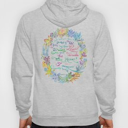 Take Heart - John 16:33 Hoody