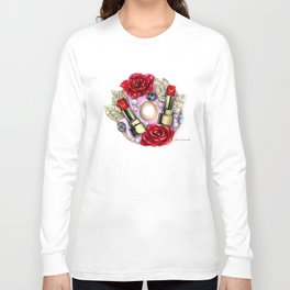 Dolce Couture Donut Long Sleeve T-shirt