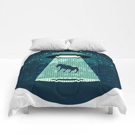 Beware UFO Comforters