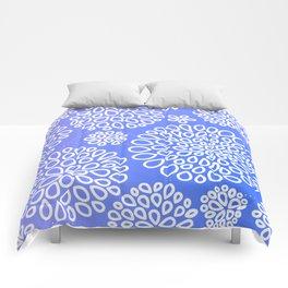 Periwinkle blue or purple Comforters