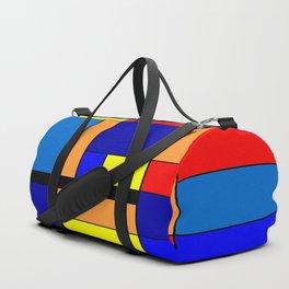 Mondrian #2 Duffle Bag