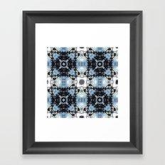 Internal Kaleidoscopic Daze- 3 Framed Art Print