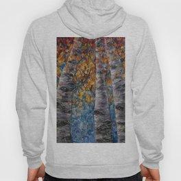 Aspen Trees by OLena Art Hoody