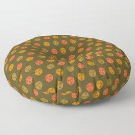 MOON FACES Floor Pillow