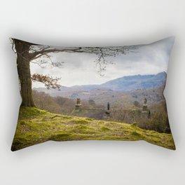Secluded Rectangular Pillow