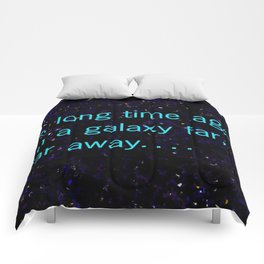 A long time ago SW Quote Comforters
