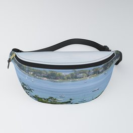 Harbor Springs Bay, View from Bluff (2) Fanny Pack