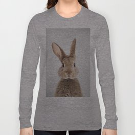 Rabbit - Colorful Langarmshirt
