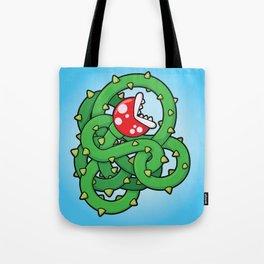 Audrey II: The Piranha Plant Tote Bag