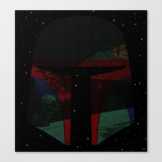 Star Explorer  Canvas Print